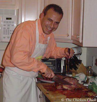 Aged Beef Rib Roast