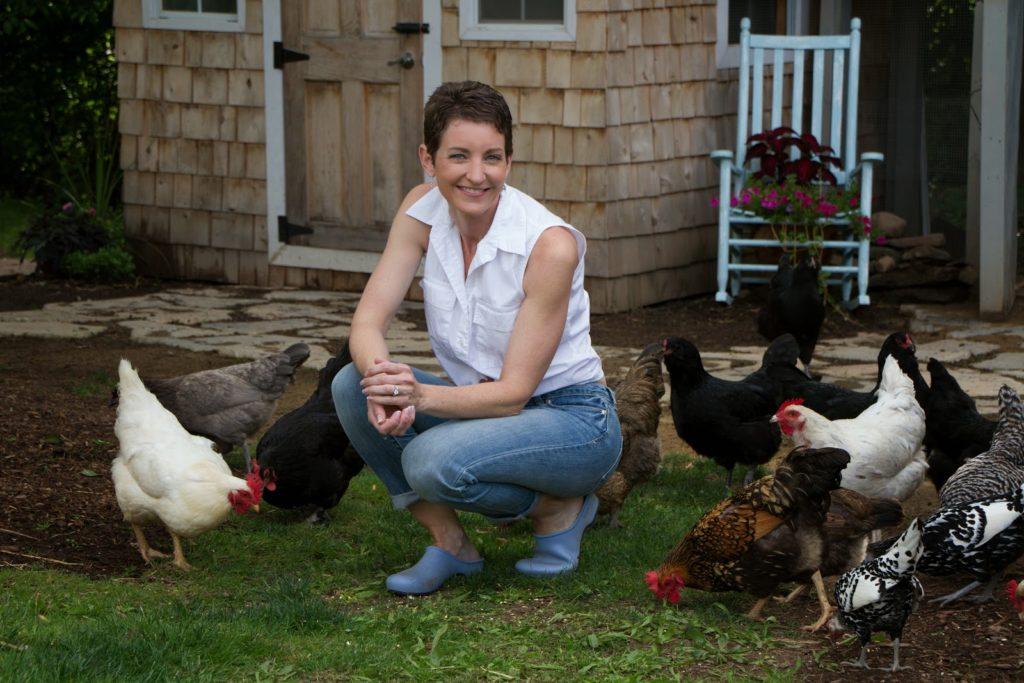 Kathy Shea Mormino, The Chicken Chick
