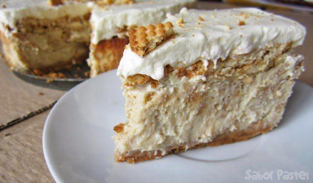 Banana Pudding Cheesecake, shared by Sabor Pastel