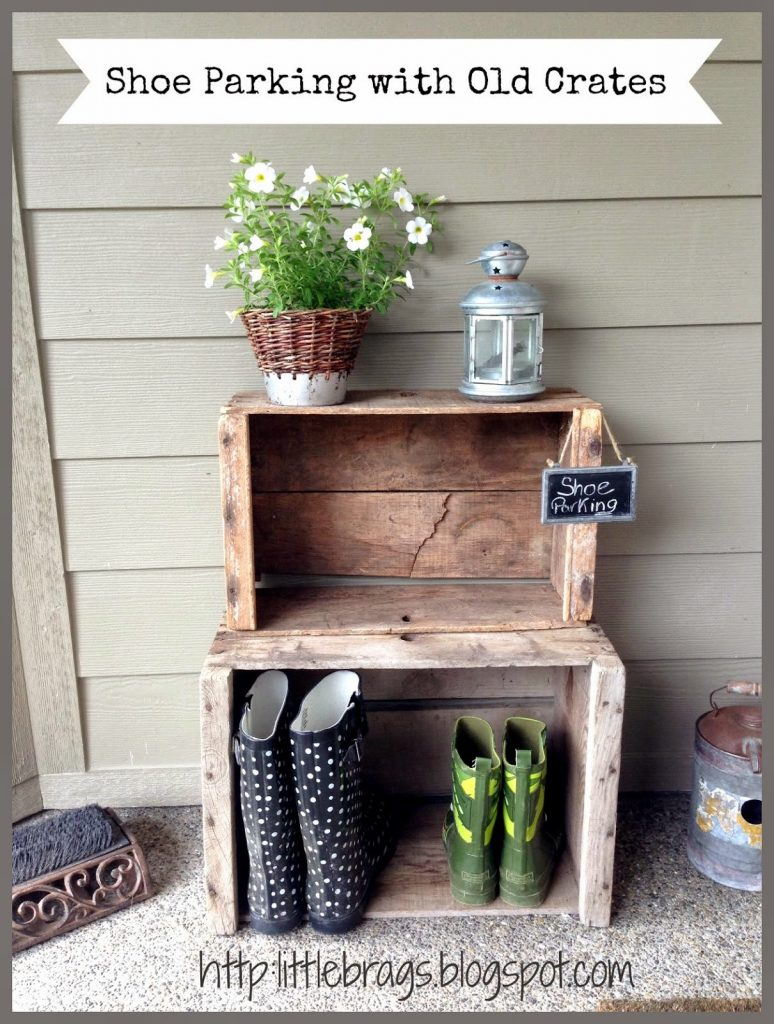 Outdoor Decorating Inspiration, shared by Little Brags