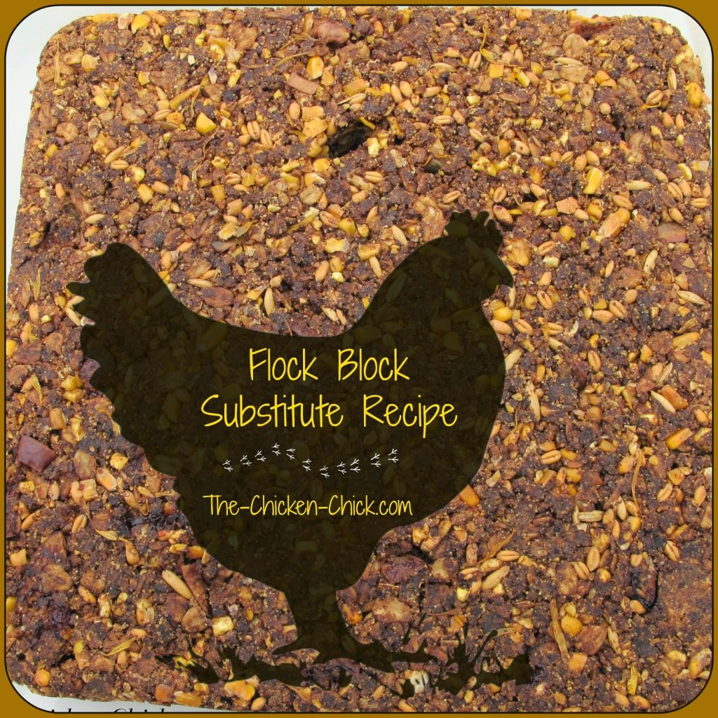 Flock Block Substitute