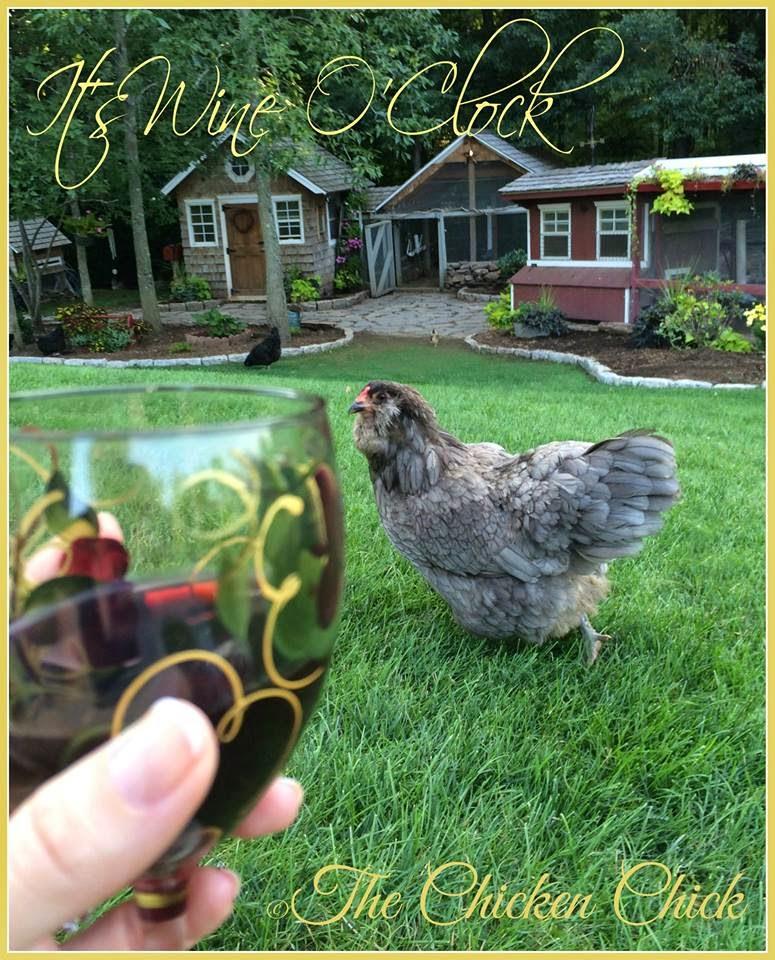 It's Wine O'Clock!