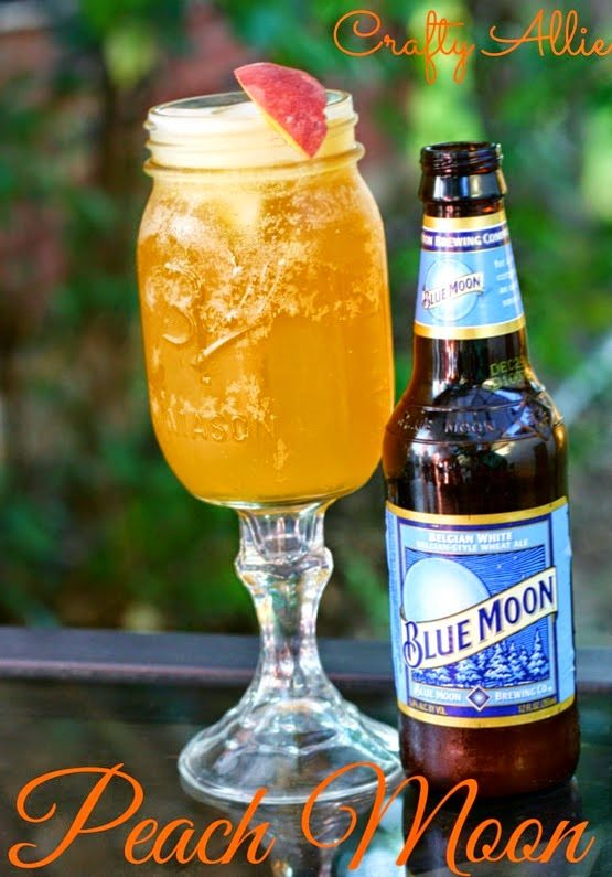 Peach Moon, shared by Crafty Allie