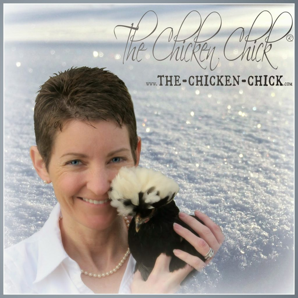 Kathy Shea Mormino, author of The Chicken Chick®