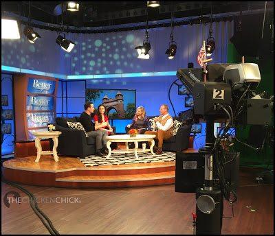 Channel 3 Better Connecticut with Scot Haney & Kara Sundlun