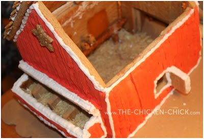 Gingerbread Chicken Coop Instructions With Video Tour