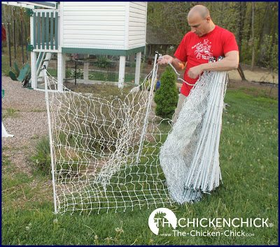 Portable Electric Poultry Netting The Chicken Chick 174