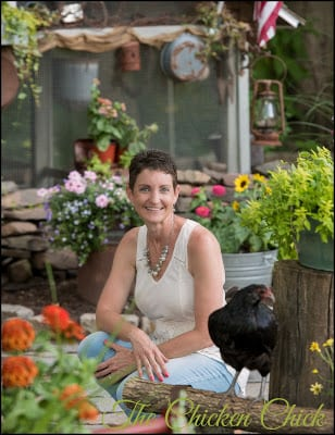 Kathy Shea Mormino, The Chicken Chick® Gardening with Chickens Books worth reading