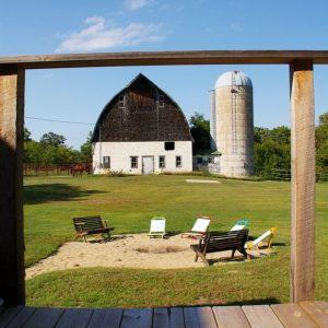 fire-pit-sand-backyard-barn