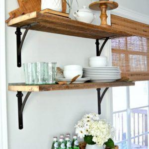 kitchen-wood-shelves