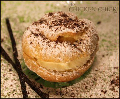 Best Cream Puffs Recipe ever!