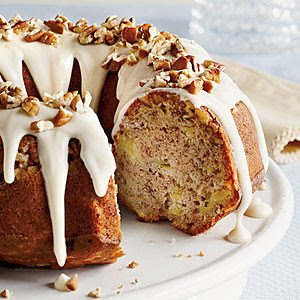 Hummingbird Bundt Cake, shared by Home Cooking Memories