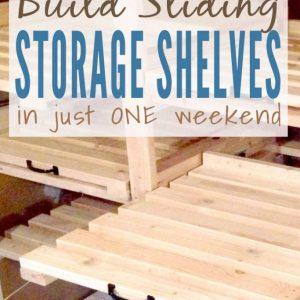 Sliding-Garage-Shelves