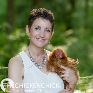 Kathy Shea Mormino, The Chicken Chick www.The-Chicken-Chick.com