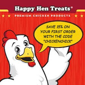 Happy Hen Treats