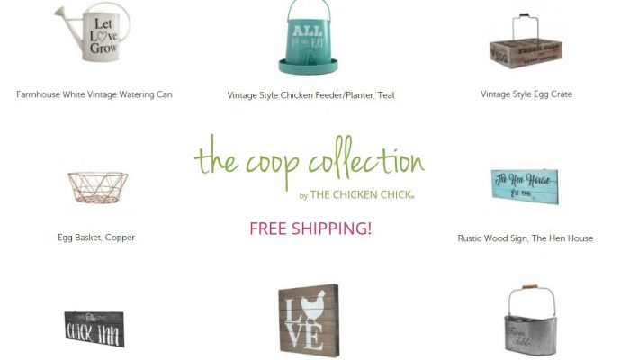 Shop The Coop Collection