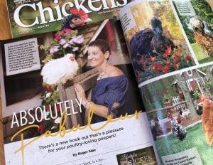 Chickens Magazine September/October 2018