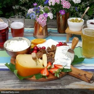 Beer Cheese Tasting Party
